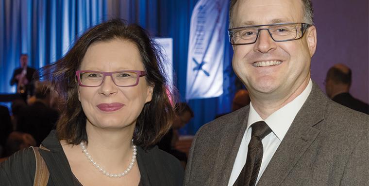 Buchautoren: Ellen Braun und Prof. Dr. Steffen Hillebrecht, Würzburg